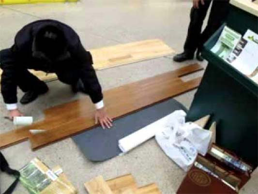 The Revolutionary Flooring That Can Generate Green Energy